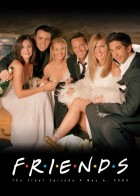 FRIENDS -- NBC Series -- Pictured: 'Friends' finale key art -- NBC Photo