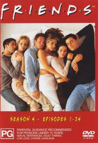 друзья 4 сезон содержание серий