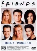 друзья 9 сезон содержание серий